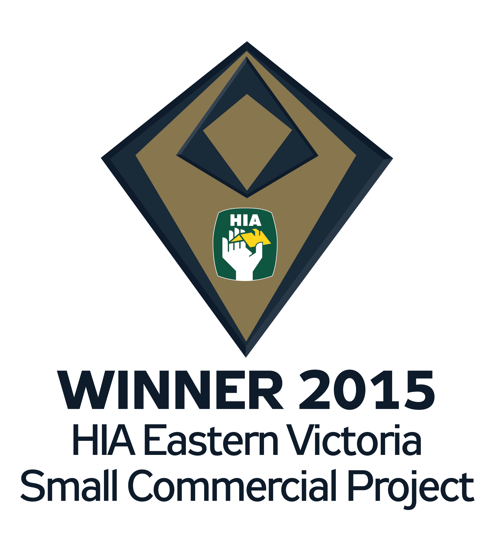 VicHA15 WINNER logo EV COMMERCIAL